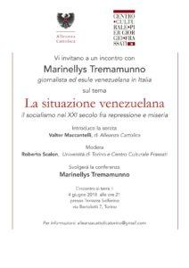 locandina conferenza 4 giugno a Torino