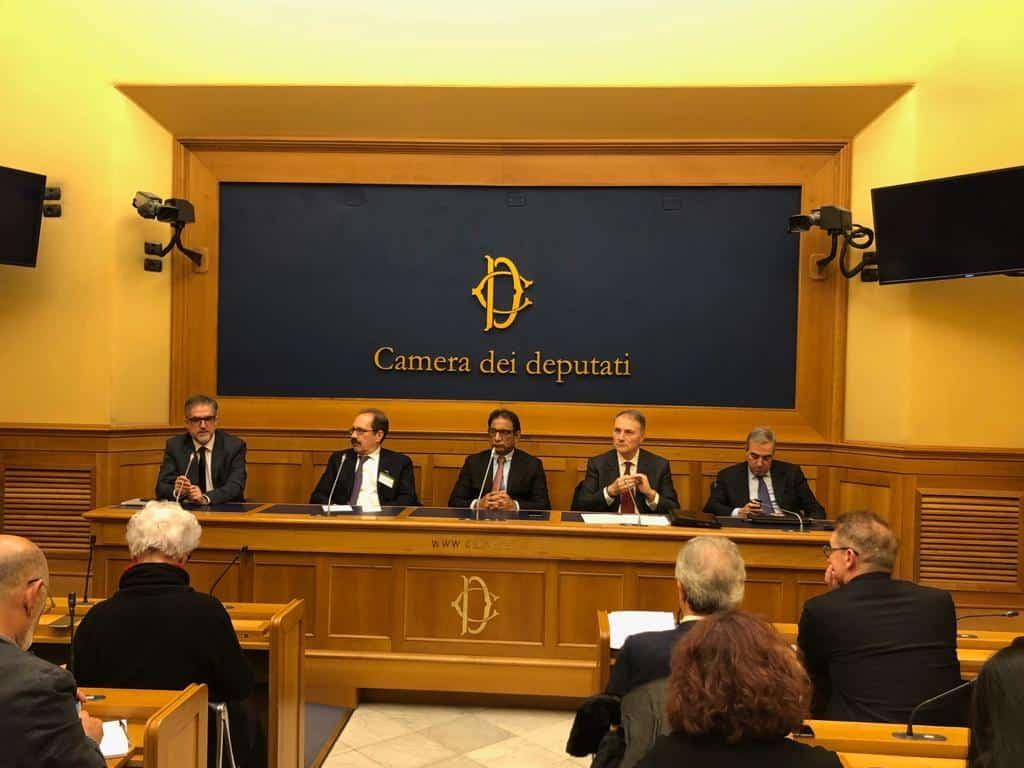 Asia Bibi - conferenza stampa di Alleanza Cattolica presso la Camera dei Deputati, Pagano, Invernizzi