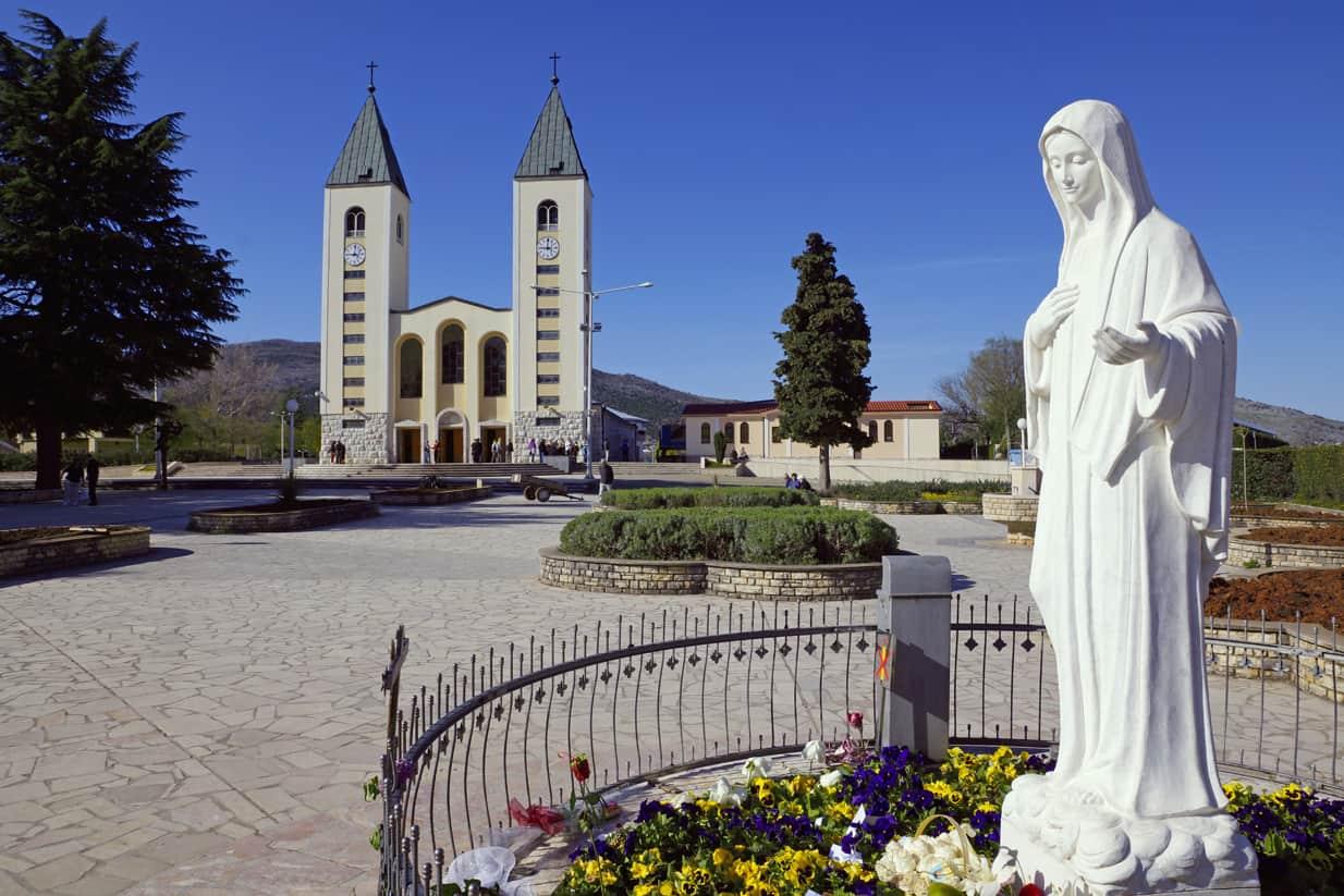 Medjugorje Il «fenomeno» mariano contemporaneo