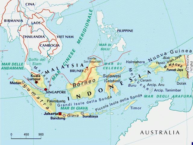 Cartina Indonesia Politica.Indonesia Sotto Pressione Alleanza Cattolica