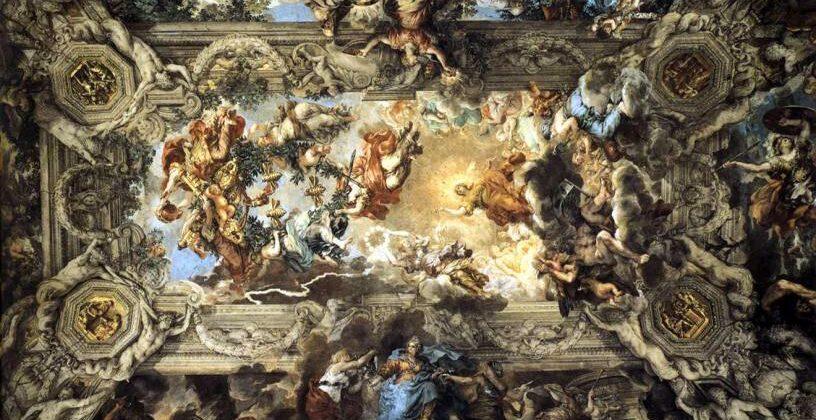 Il trionfo della Divina Provvidenza - Pietro da Cortona