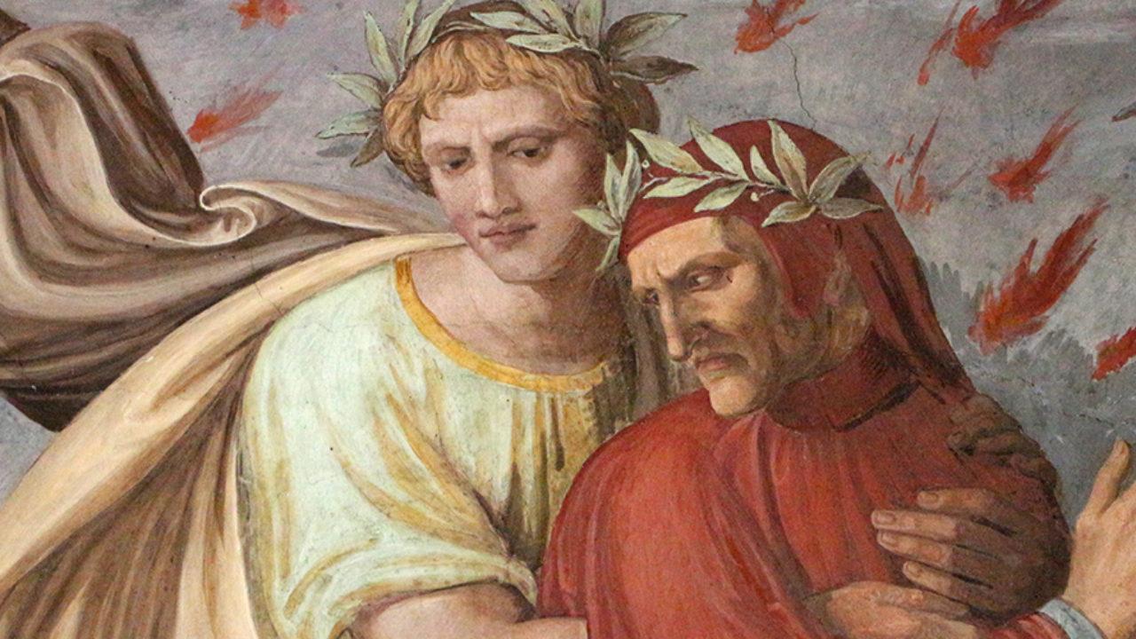 Virgilio come guida - Alleanza Cattolica